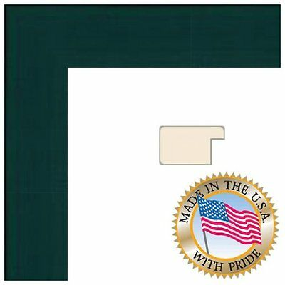Art to Frames 2WOM0066-81792-YGRN-15x35 15 by 35-Inch Picture Frame, 1.375-Inch.