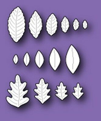 Memory Box Craft Die Leafy Foliage (30024)