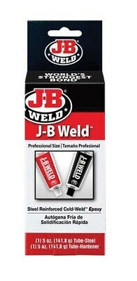 JB WELD Cold Weld Industro Industrial 5oz Tubes Epoxy Glue Adhesive Filler 8280
