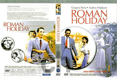 Roman Holiday (1953) - William Wyler, Gregory Peck, Audrey Hepburn  DVD NEW