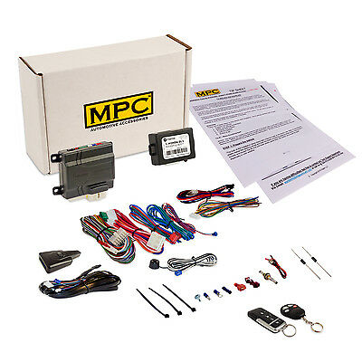 Complete Remote Start Kit Fits Select Honda & Acura Vehicles [1998-2012]