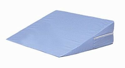 "Hermell Products Foam Slant, BED WEDGE Pillow, 24"" L x 24"" W x 7.5"" D"
