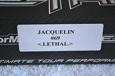 TOUR ISSUE TaylorMade Lethal RAPHAEL JACQUELIN #69 Golf Balls NEW Preferred