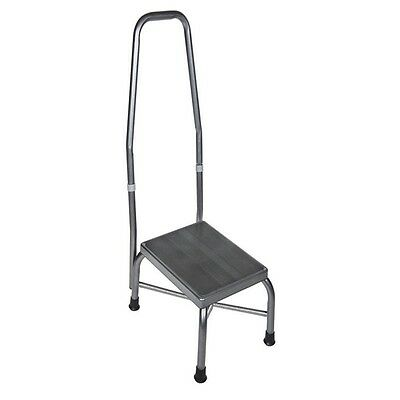 Drive Bariatric HEAVY DUTY Foot Stool with Handrail