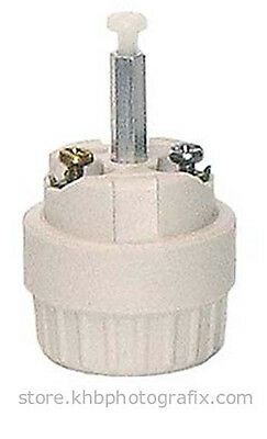 Replacement Lamp Socket for Omega D Condenser Enlargers