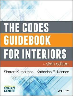 The Codes Guidebook for Interiors | Sharon K. Harmon |  9781118809365