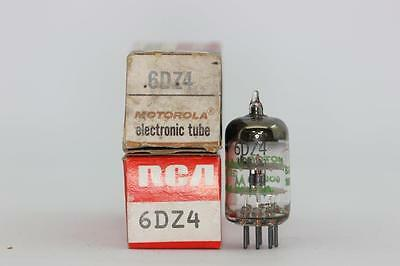 6Dz4 Tube. Mixed Brand Tube. Nos / Nib. Rc15.