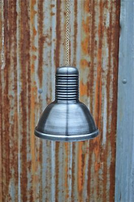 Retro Style Tardis Light Shade Hanging Pendant Lamp Desk Table Light Shade Bl16