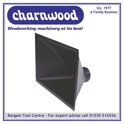 CHARNWOOD DH410 Dust Collection Hood 410mm x 320mm
