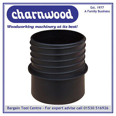 CHARNWOOD 100QC Quick Connector 100mm Diameter