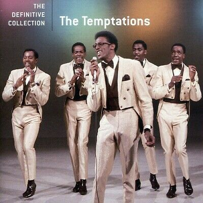 The Temptations - Definitive Collection [New CD] Rmst