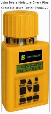 John Deere Grain Moisture Tester SW08120 FREE IMMEDIATE SHIPPING In Stock Now!