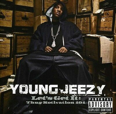 Young Jeezy - Let's Get It: Thug Motivation 101 [New CD] Explicit