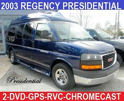 Ford : E-Series Van EXPLORER First Class Explorer with Presidential Upgrades, 5DVD, Custom Conversion Van
