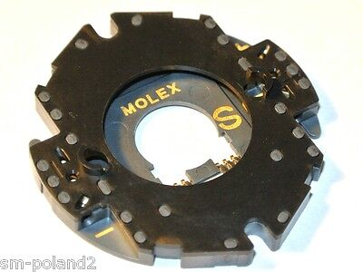 180160-0002 Molex LED Array Holder for Cree without Lens Cover Socket [QTY=1pcs]
