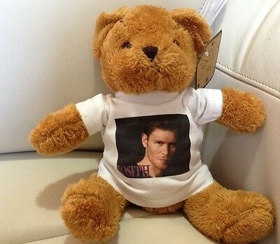 JOSEPH MORGAN The Vampire Diaries T SHIRT FOR TEDDY BEAR/DOLL Niklaus Mikaelson