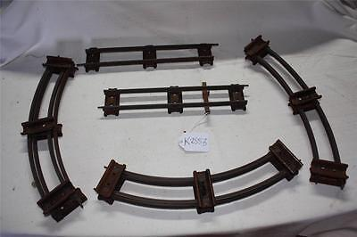clock work oval track complete  with joiners  k2883