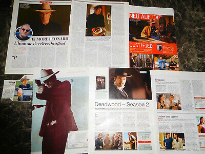 Timothy Olyphant   19  Teile/parts  Clippings  02/15