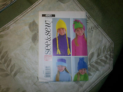 Butterick see & sew  Sewing Patterns    4003   uncut