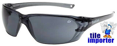 Brand New Genuine BOLLE` Safety Glasses - Prism Smoke