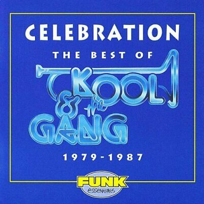 Kool & the Gang - Celebration: Best Of Kool and The Gang: 1979-1987 [New CD]