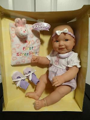 Berenguer baby doll to reborn or for play Brand new cooing face no longer made