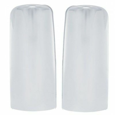Freightliner Cascadia Chrome Mirror Covers (SET)