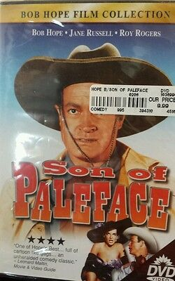 Son of Paleface (DVD, 2000, Bob Hope Film Collection) BRAND NEW