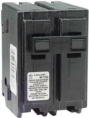 New Square D Hom270Cp Homeline 70 Amp Double Pole Circuit Breakers 6721393