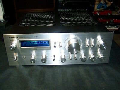 Pioneer SA-8800 Integrated Amplifier, serviced, very near MINT