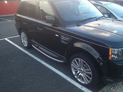 Range Rover Sport Side Steps OE Style VPLSP00 Running Boards with Pre-Cut Sills