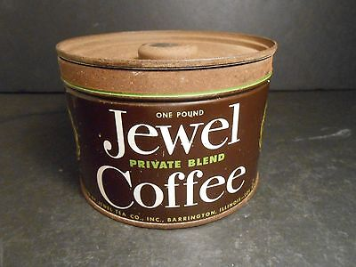 Jewel Private Blend Coffee Can Fine Grind  Jewel Home Shopping Service Knob Top