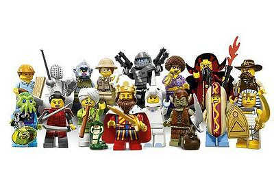 Lego LEGO71008 Lego Mini Figures Series 13 Collect And Trade Collectibles - New