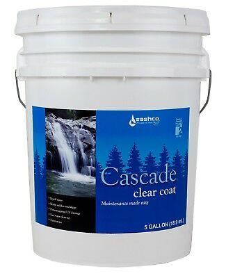 Cascade Clear Water Repellent by Sashco 5 Gallons