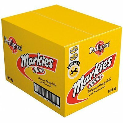 Pedigree Mini Markies Meaty Marrowbone Biscuits Dog Treats