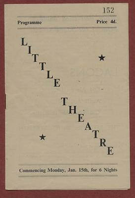 Great Yarmouth Little Theatre 'Private Lives'  Margaret Grainger. fb59