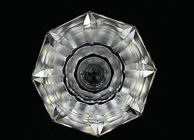 Smoky Quartz. Precision Cut. Flat Facet With Carving.15mm. 13.60cts. Flawlwss.