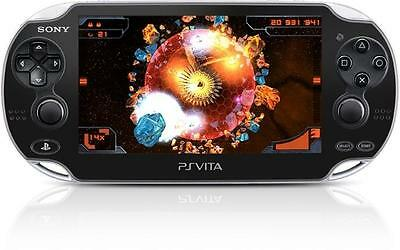 Playstation Vita WiFi PCH1001 Gaming Console OLED