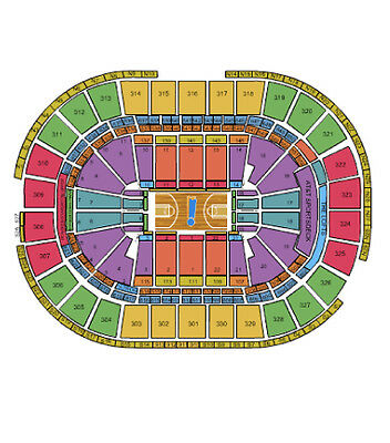 Boston Celtics vs. LA Clippers 5th Row Tickets 3/29/15 TD Garden