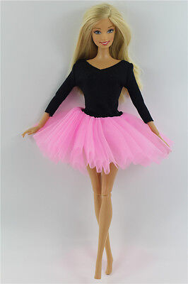 Fashion Handmade Ballet Dress/Clothes/Outfit For 11.5in.Doll L04