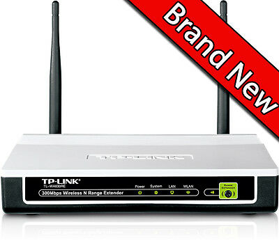 TP Link Full Wireless N 300Mbps Range Extender Access Point TL-WA830RE
