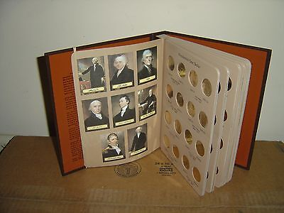 PRESIDENT DOLLARS SET 2007-NOW P&D (78 COINS) in Album * FREE 1976 KENNEDY & MAG