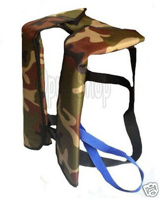 2015 New Camo Adult Inflatable Life Jacket Inflation 150N Manual/ Automatic