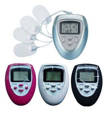 NEW ELECTRIC ELECTRONIC PULSE BODY MASSAGER SLIM SLIMMING MUSCLE RELAX