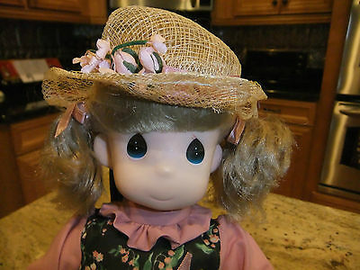 LILY Garden Of Friends  March Precious Moments Dolls lst Edition