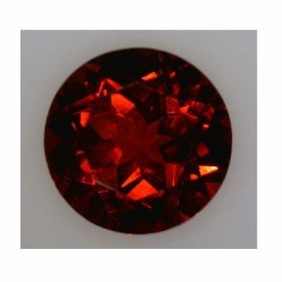 Natural Finest Deep Red Garnet - Round - Mozambique - Top Grade - Loose Gemstone