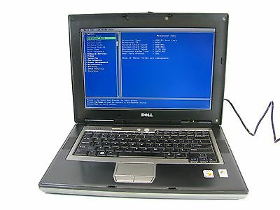 "Dell Latitude D531 14.1"" Laptop/Notebook 1.80GHz AMD Athlon 64 X2 1GB DDR2 Combo"