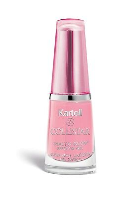 Collistar Smalto Gloss Effetto Gel N° 515 Rosa Victoria Primavera Estate 2015