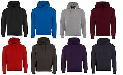 Plain Hoodies Men, Women, over the head, without zip