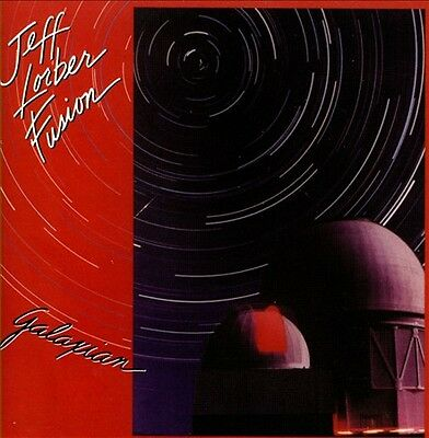 Galaxian by Jeff Lorber (CD, Nov-2013, Wounded Bird)